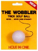 Wobbler Golf Ball Prank